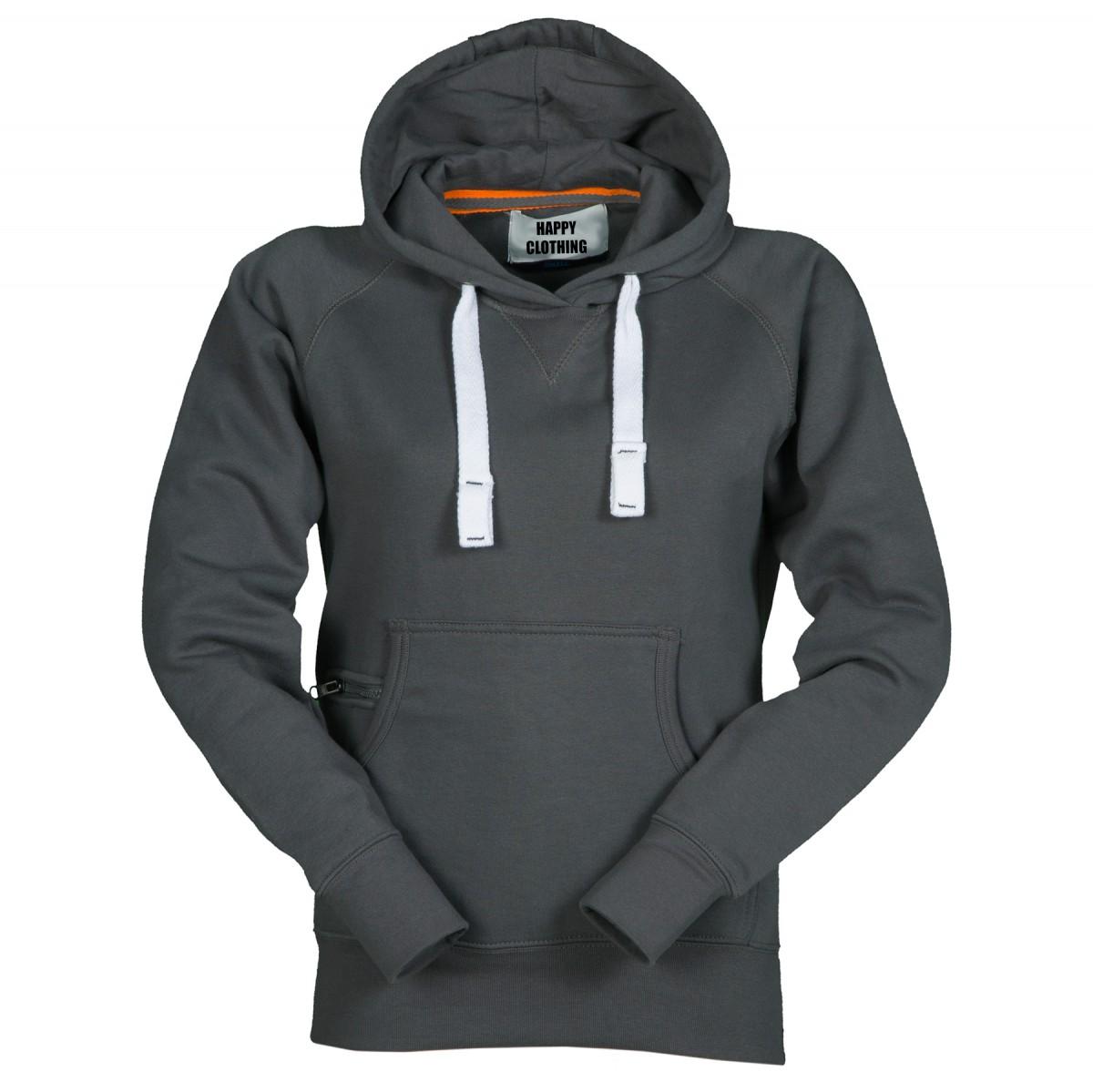 damen kapuzenpullover pulli hoodie s m l. Black Bedroom Furniture Sets. Home Design Ideas